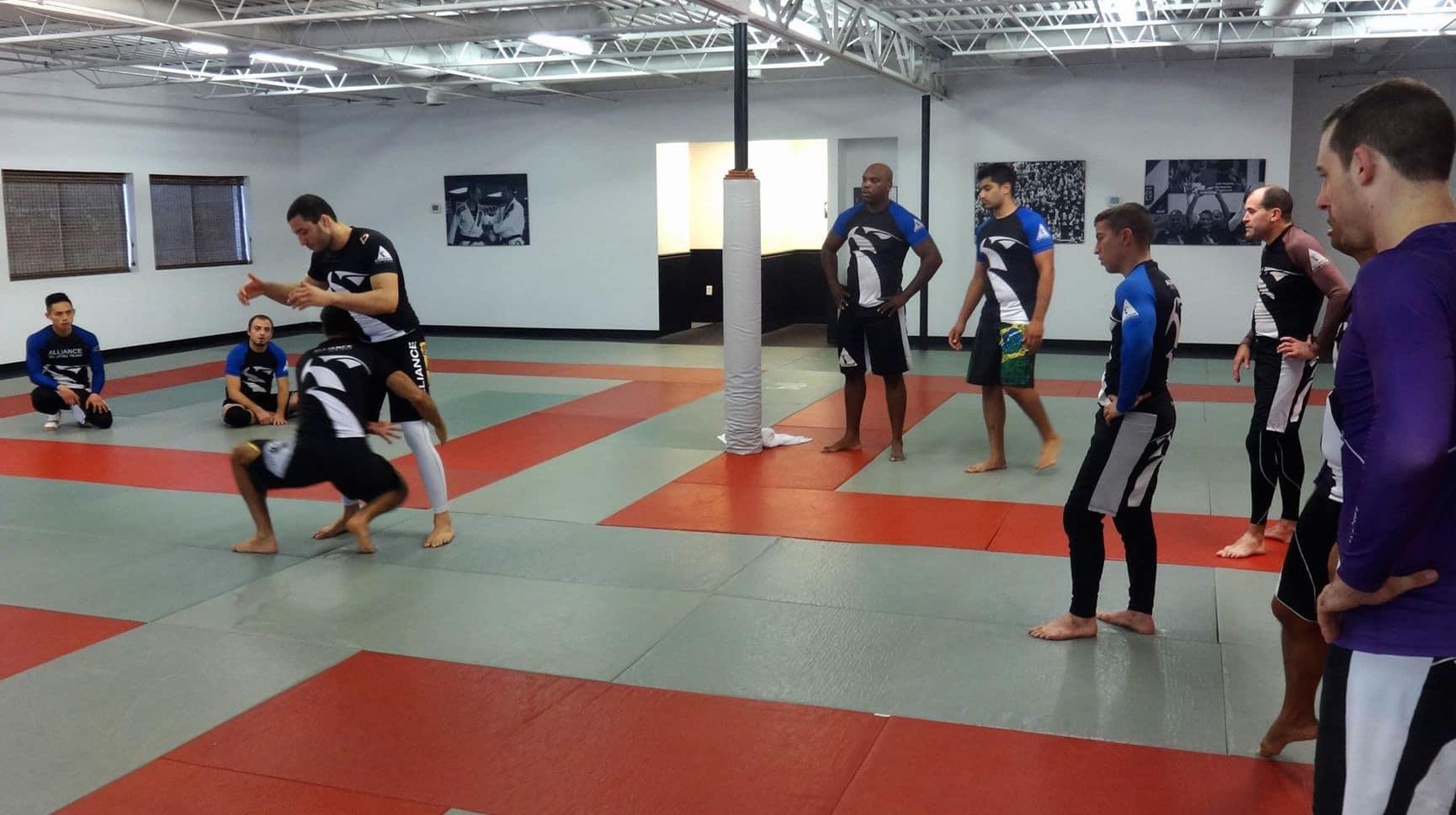 Alliance Jiu-Jitsu Atlanta Programs